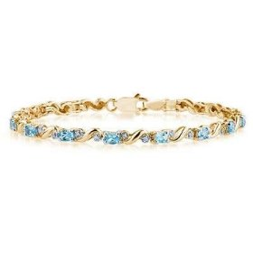 Topaz Bracelets - Shop for Topaz Bracelets at Polyvore