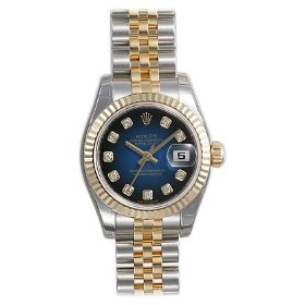 Rolex Oyster Perpetual Lady Datejust Ladies Watch 179173
